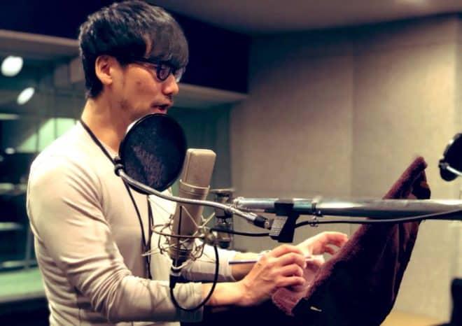 Hideo Kojima a fait un camés dans Control de Remedy Entertainment avec Aki Saito.