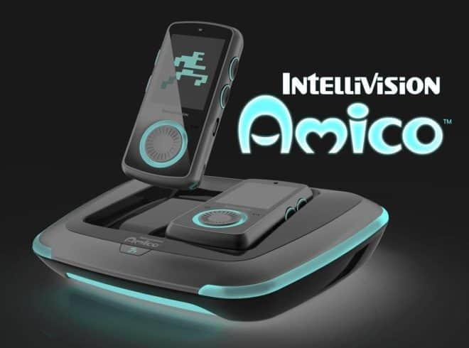 L'Intellivision Amico se montre à la Gamescom 2019.
