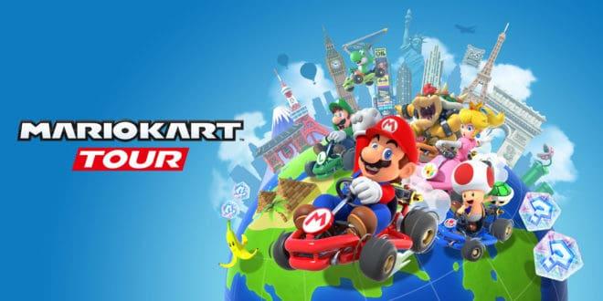 La venue de Mario Kart sur iOS et Android se précise avec une date de sortie.