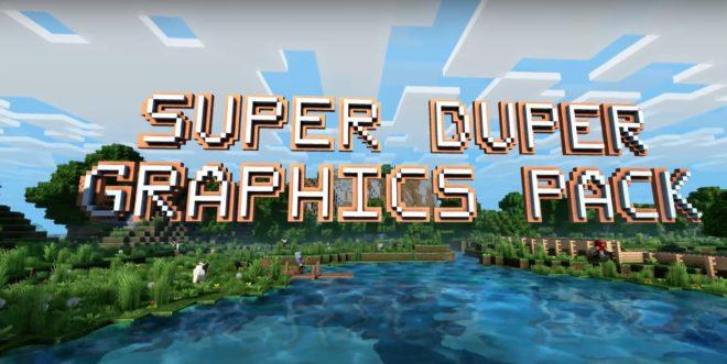 Les textures 4K du Super Duper Graphics Pack n'arriveront pas sur Minecraft.