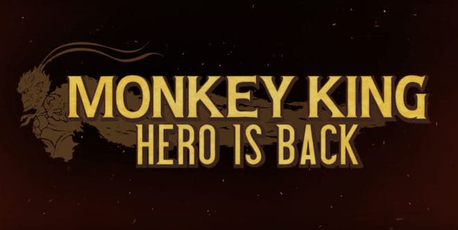 Monkey King : Hero is Back se trouve une date de sortie pour l'Occident.