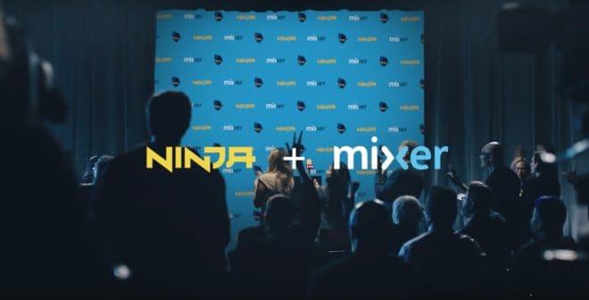 Le streamer Ninja quitte Twitch et rejoint Mixer.