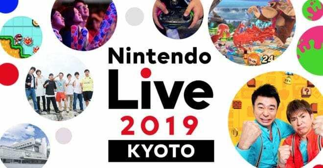 L'édition 2019 du Nintendo Live est annoncée pour octobre prochain.