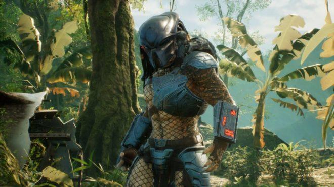 Du gameplay pour Predator : Hunting Grounds à la Gamescom 2019.