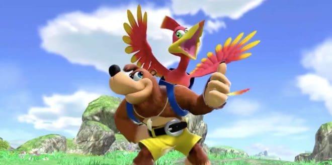 Bientôt le retour des jeux Rare chez Nintendo ?