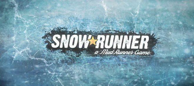SnowRunner : A MudRunner Game se dévoile en vidéo à la Gamescom 2019.