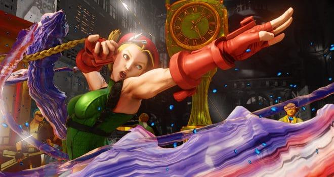 L'annonce de Street Fighter 5 pour l'EVO 2019 a été repoussée.