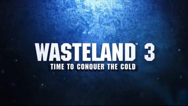 Un nouveau trailer pour Wasteland 3 à la Gamescom 2019.