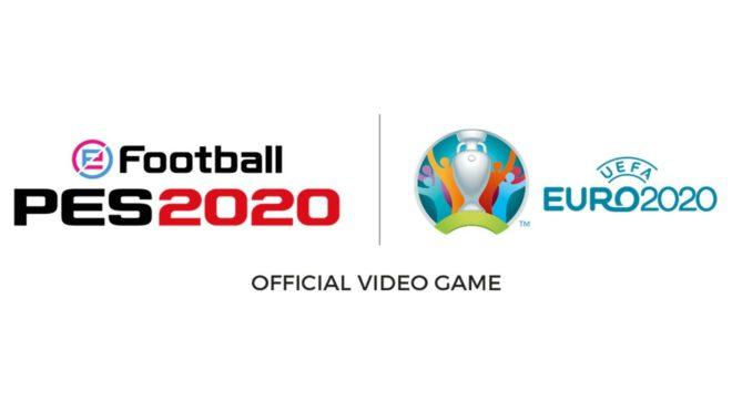 eFootball PES 2020 s'offre l'EURO 2020 sous la forme d'une mise à jour.