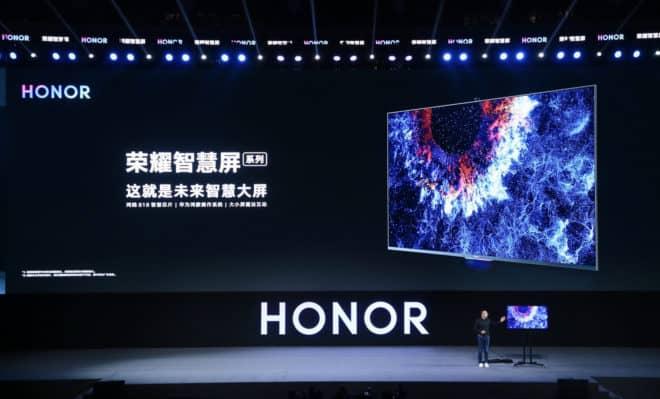 Honor smart TV HarmonyOS