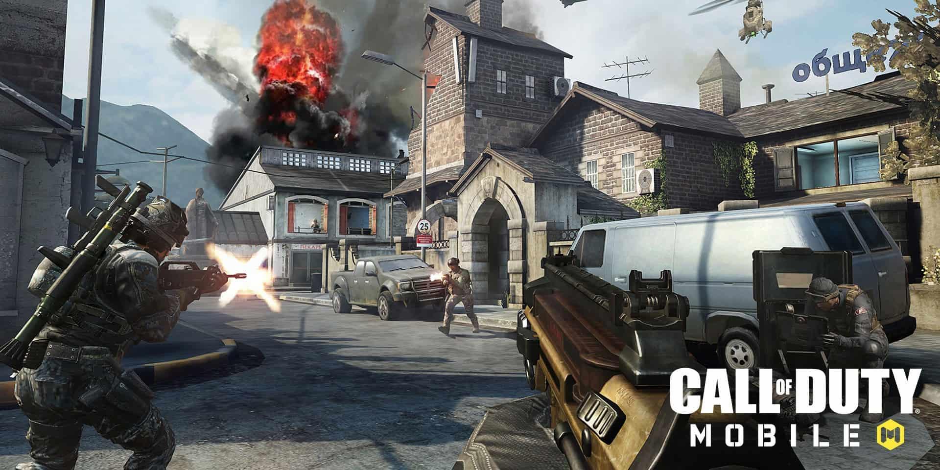 Call of Duty : le spin-off d'Activision et Tencent dédié aux mobiles sortira en octobre