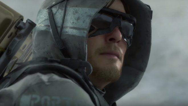 Hideo Kojima présente en détail le gameplay de Death Stranding.