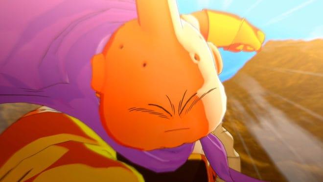 La saga Majin Buu sera dans Dragon Ball Z Kakarot.