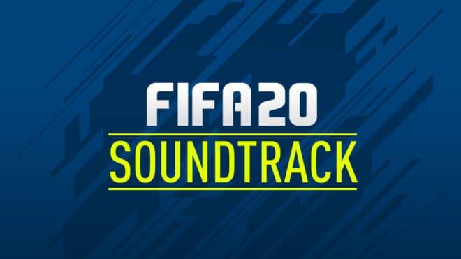Electronic Arts dévoile les premières musiques de la bande-son de FIFA 20.