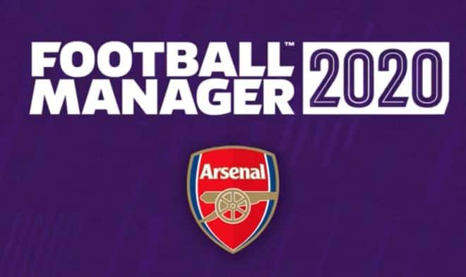 Arsenal s'offre une édition spéciale avec Football Manager 2020.