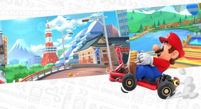 Mario Kart Tour débarque enfin sur les smartphones, mais ne propose pas encore du multijoueur.