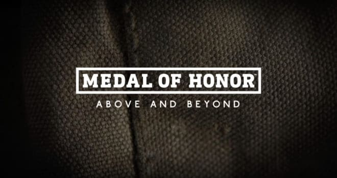 Un nouveau Medal of Honor est annoncé sur Oculus Rift.