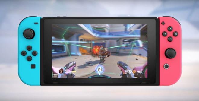 Le jeu de tir compétitif de Blizzard s'invite sur la Switch de Nintendo.