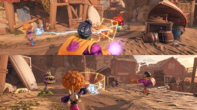 Electronic Arts et PopCap Games dévoilent un nouveau Plants vs Zombies.