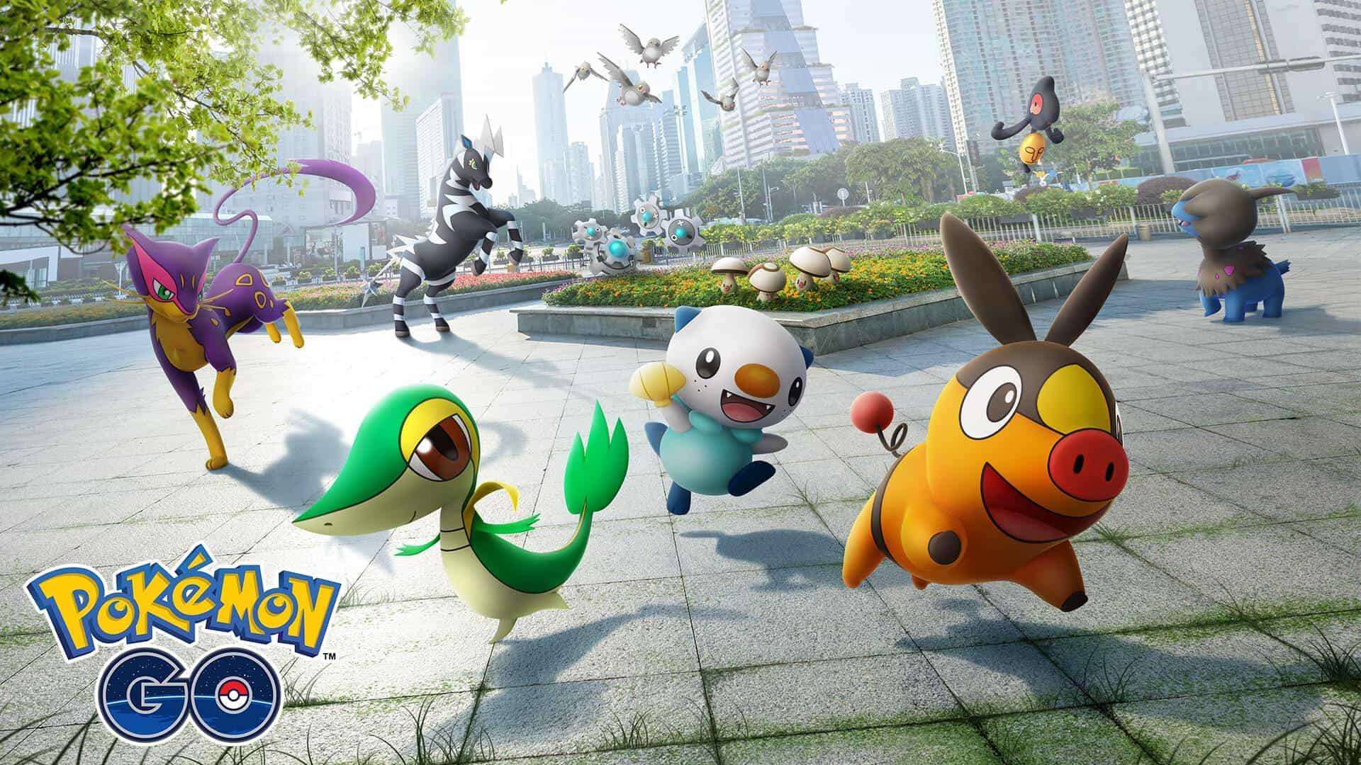 Pokémon Go : la cinquième génération officialise son arrivée en vidéo