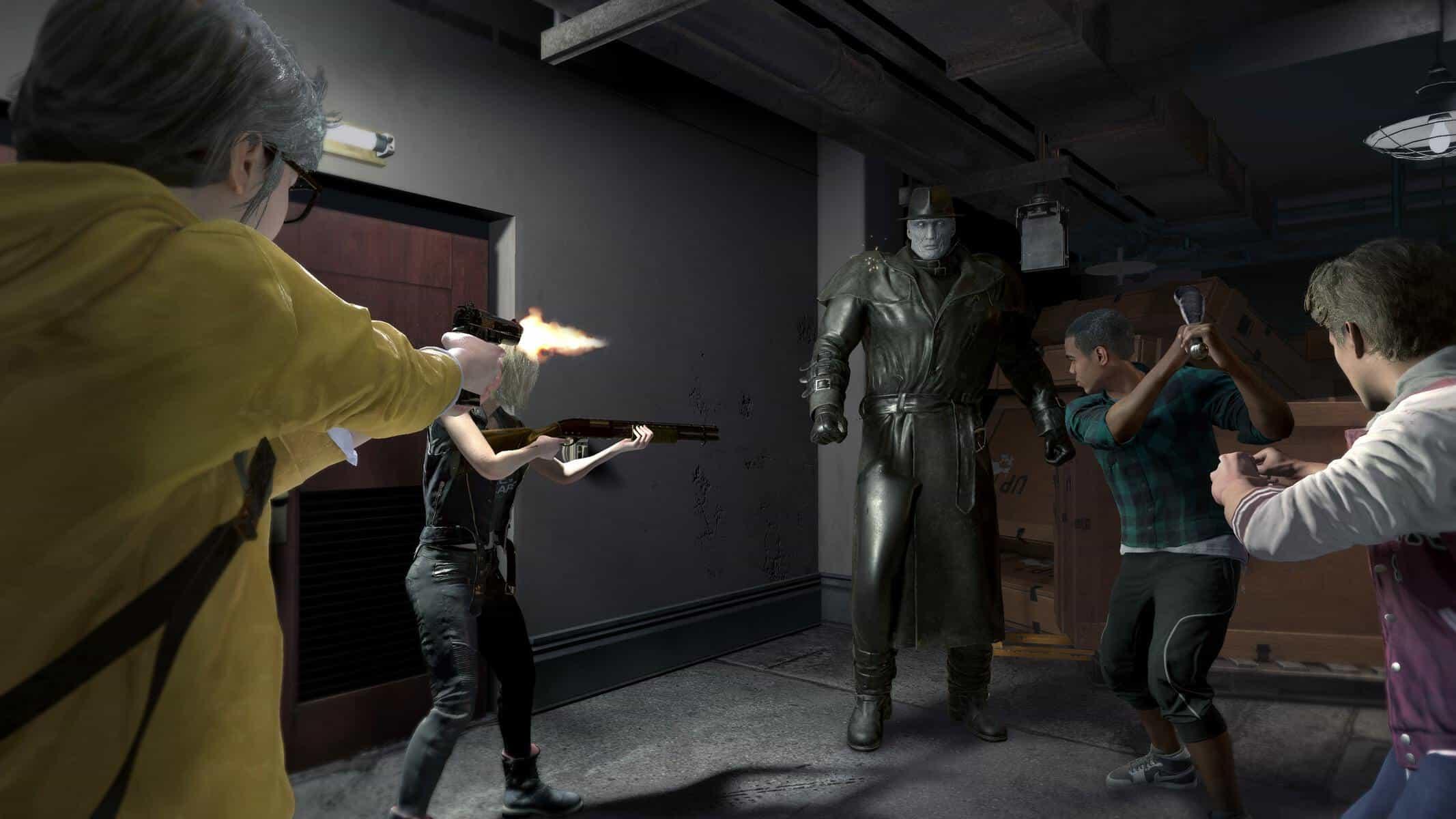 Project REsistance : le spin-off de Resident Evil disposera d'un mode solo