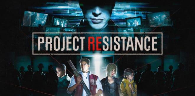 Du multijoueurs asymétrique basée sur l'univers de Resident Evil avec Project REsistance.
