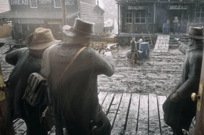 Aucun DLC solo n'est prévu pour Red Dead Redemption 2.