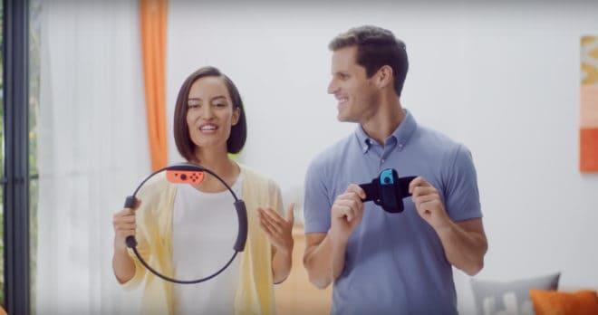 Ring Fit Adventure, l'expérience fitness de Nintendo pour la Switch.