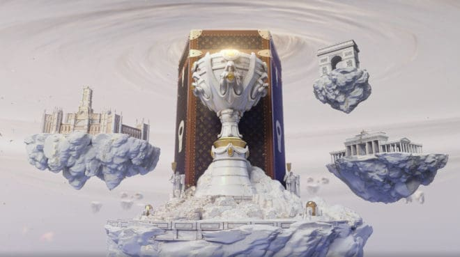 Louis Vuitton et Riot Games créent un partenariat inédit pour le Championnat du Monde de League of Legends.