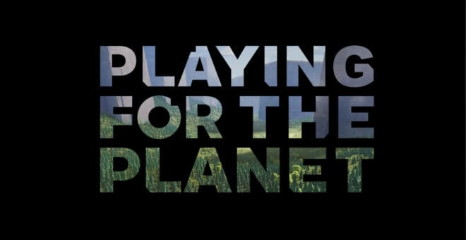Sony rejoint l'alliance Playing for the Planet des Nations Unies.