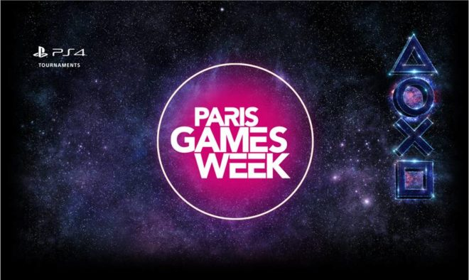 Des tournois eSport à la Paris Games Week 2019 avec Sony.