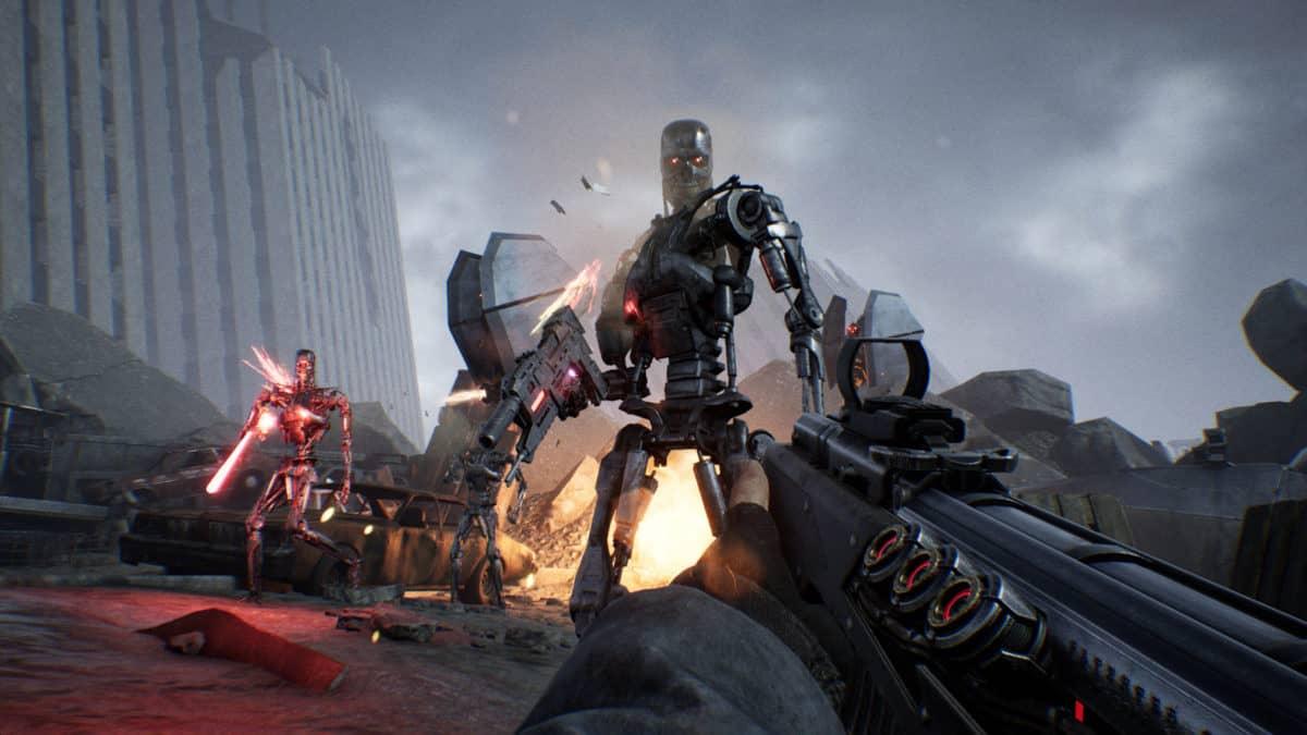 Terminator Resistance : une nouvelle adaptation vidéoludique qui n'est pas liée à Terminator Dark Fate
