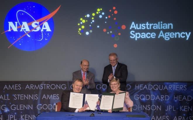 Australie NASA