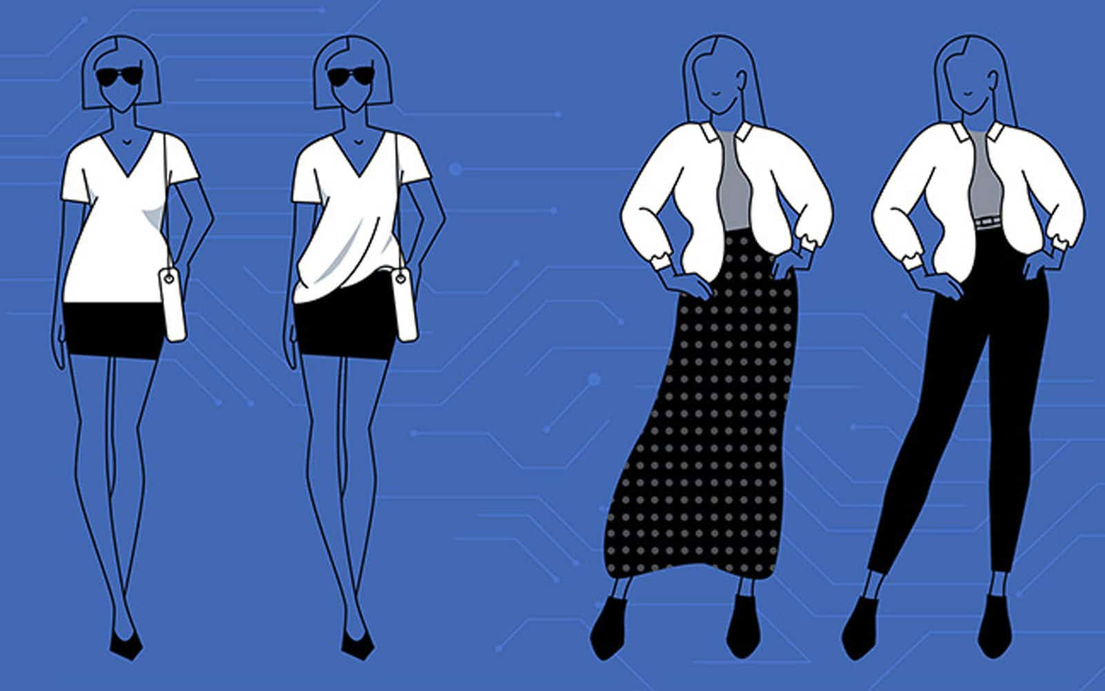 Facebook veut vous aider à mieux vous habiller grâce à l'intelligence artificielle