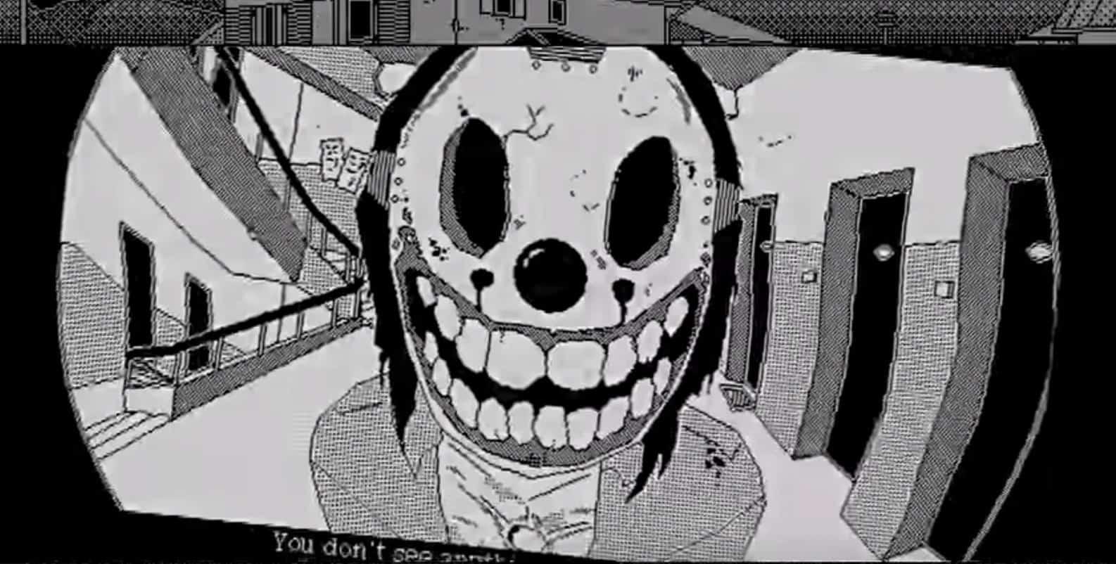 Ce jeu vidéo cauchemardesque a été réalisé entièrement sous MS Paint