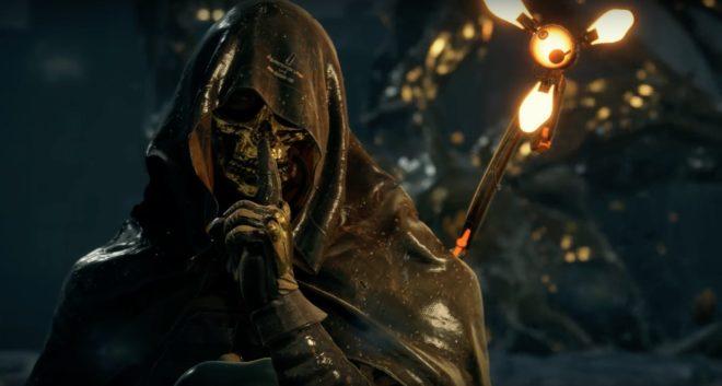 Death Stranding sur PS4 se dévoile dans une dernière vidéo.