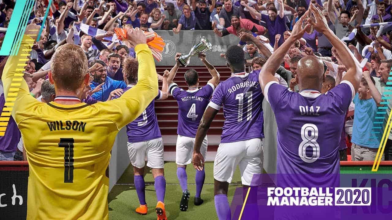 Football Manager 2020 sortira à la mi-novembre