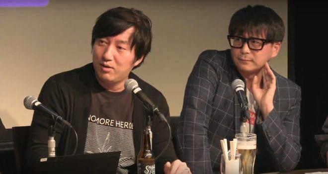 Hidetaka Sueshiro et Goichi Suda annoncent leur projet commun, Hotel Barcelona.