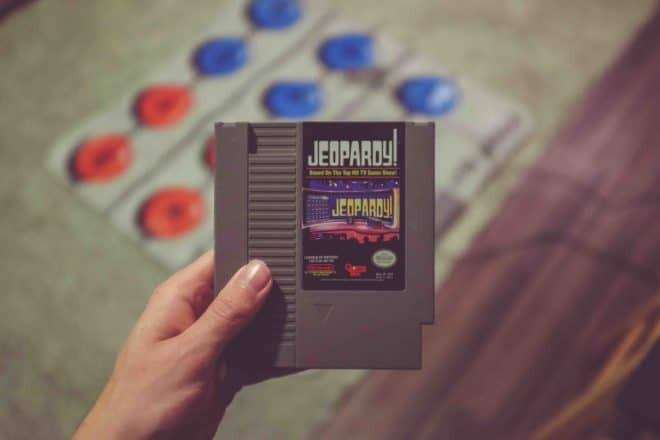 Jeopardy sur NES