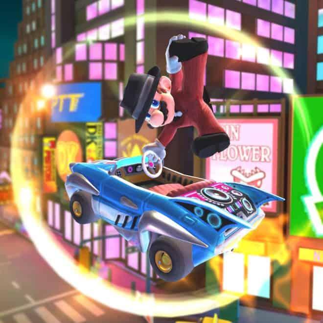 Mario Kart Tour cartonne et explose les attentes.