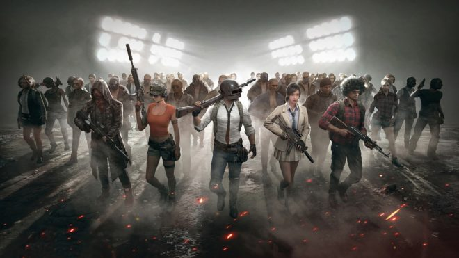 Le cross-play PS4/Xbox One débarque sur Playerunknown's Battlegrounds.