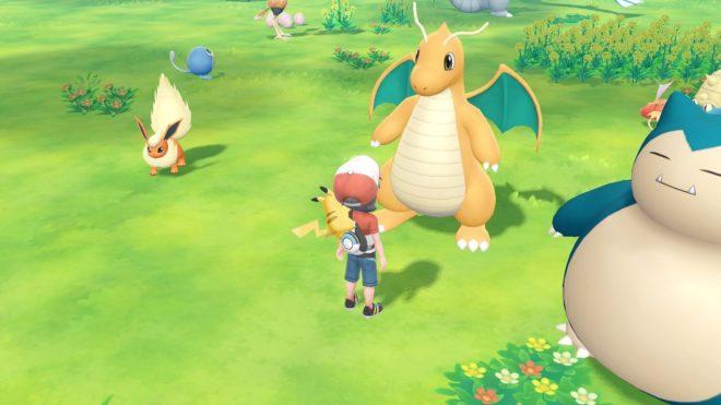 Pokémon Let's Go 2 ? Pas pour maintenant.