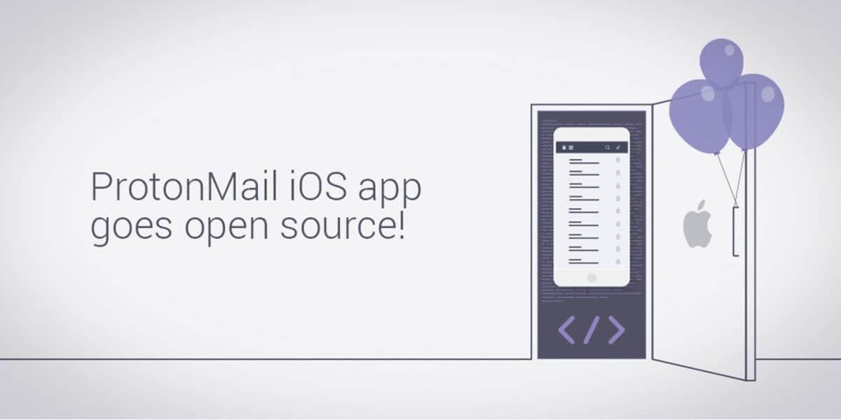 ProtonMail : l'appli iOS devient open source