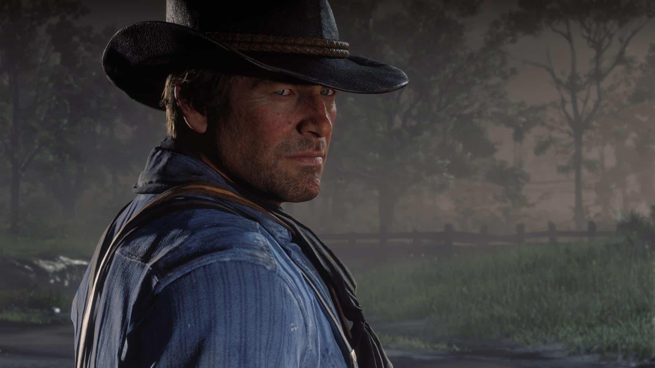 Red Dead Redemption 2 : Rockstar Games diffuse un trailer en 4K et 60fps pour la version PC