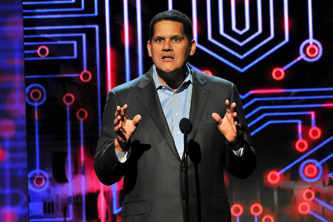 Video Game Hall Of Fame : Reggie Fils-Aimé remporte le Walter Day Life Time Achievement Award
