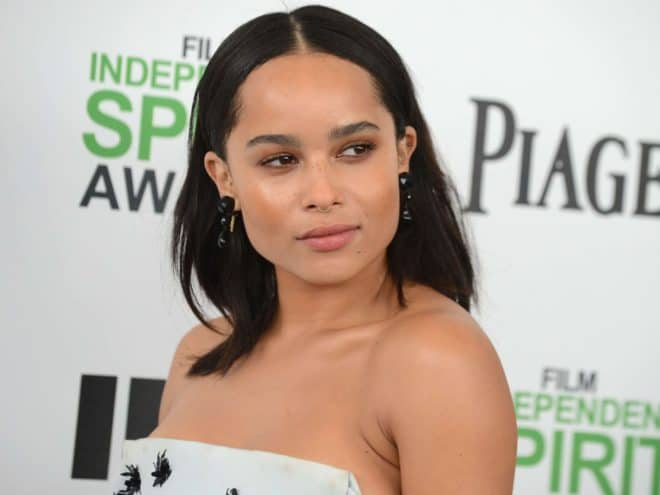 Catwoman de The Batman sera interprétée par Zoë Kravitz.