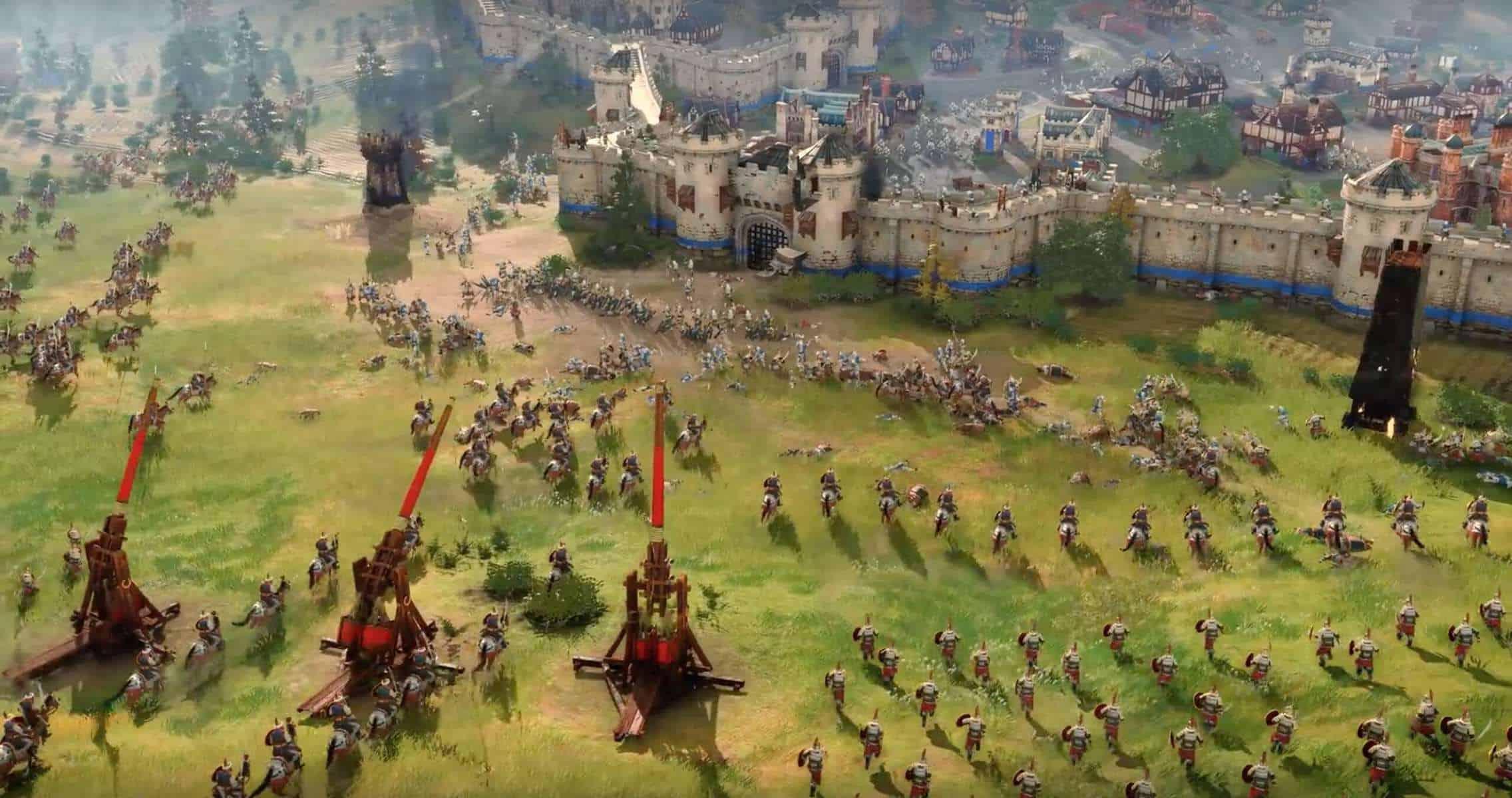 Age of Empires IV : le RTS de Microsoft met en lumière ses graphismes