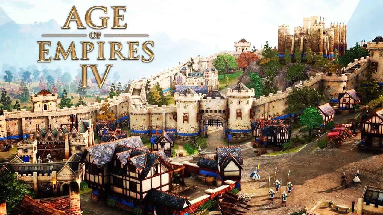 Age of Empires IV n'aura pas d'achats intégrés