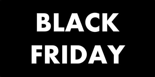 Black Friday 2019 en live