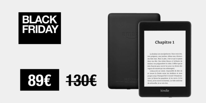 Black Friday Kindle Paperwhite
